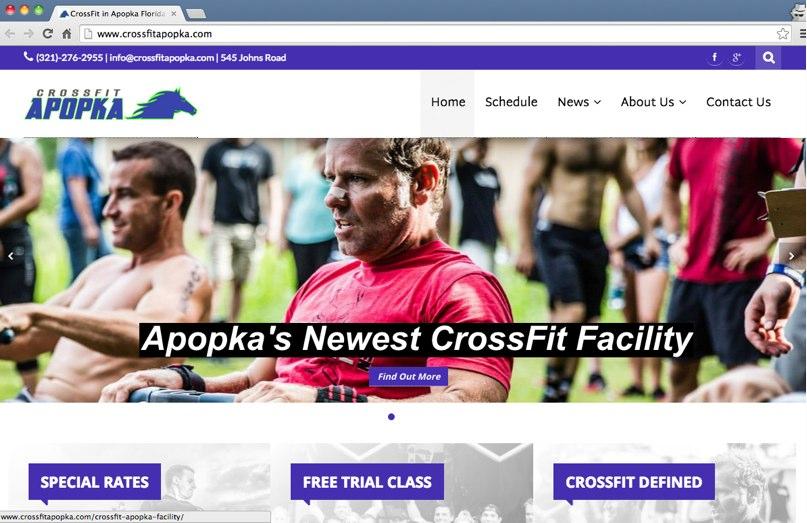 CrossFit Apopka