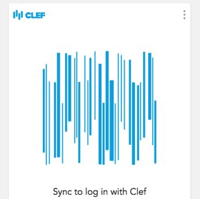 clef waveform