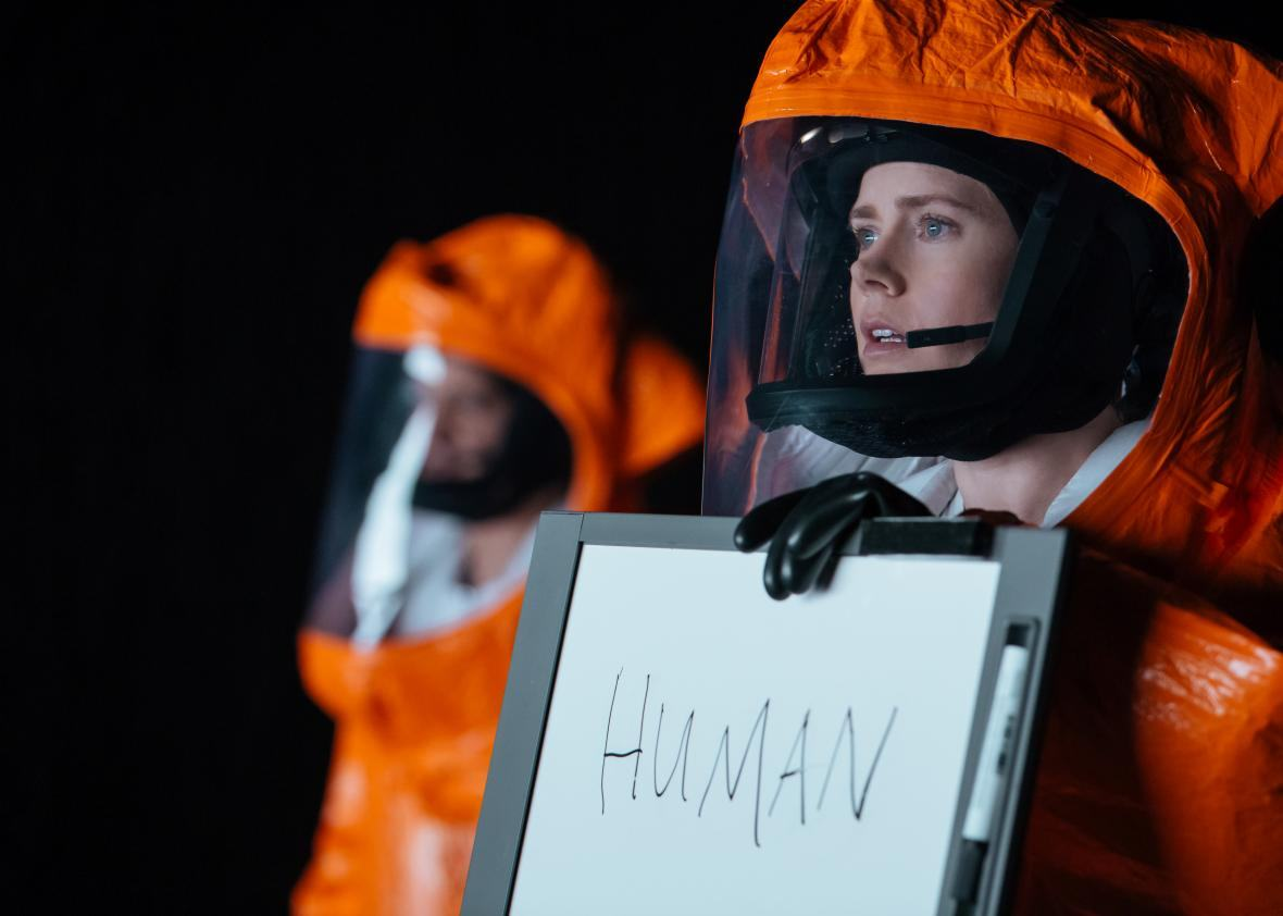 Arrival oscars swambunkered